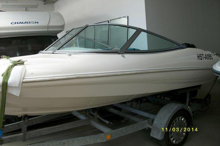 Sportboot Quicksilver 470