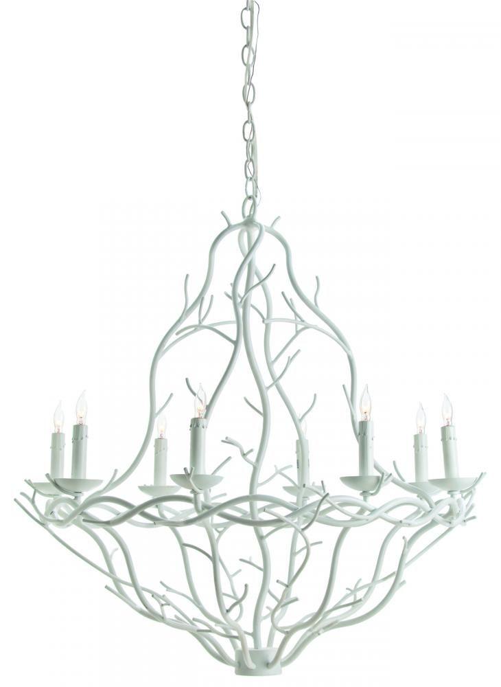 This chandelier reminds me of Thranduil Elven King of the Woodland in the Hobbit  sc 1 st  Pinterest & 175 best Haroldu0027s Lighting images on Pinterest   Home lighting ... azcodes.com