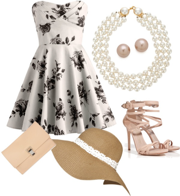 """Southern Tea Party"" by laura-matt on Polyvore"