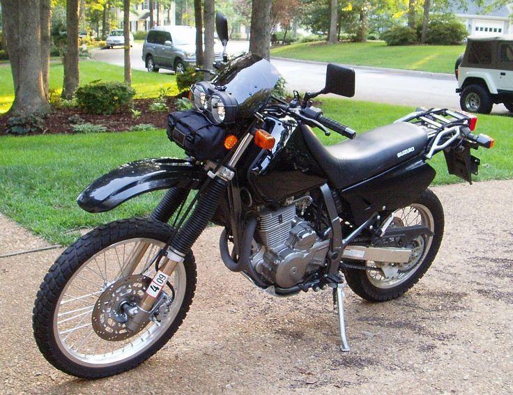 17 Best Images About Suzuki Dr650 On Pinterest