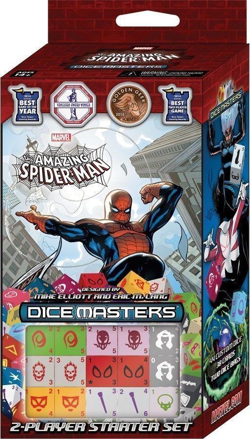 Ccg Sealed Decks And Kits 183457 Dice Masters Marvel Amazing