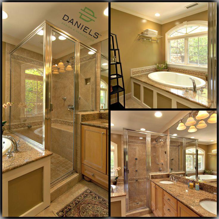 34 best bathroom remodels images on pinterest bathroom for Bathroom remodeling northern virginia