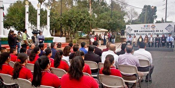 Aniversario luctuoso de la gesta heroica de los Niños Héroes de Chapultepec
