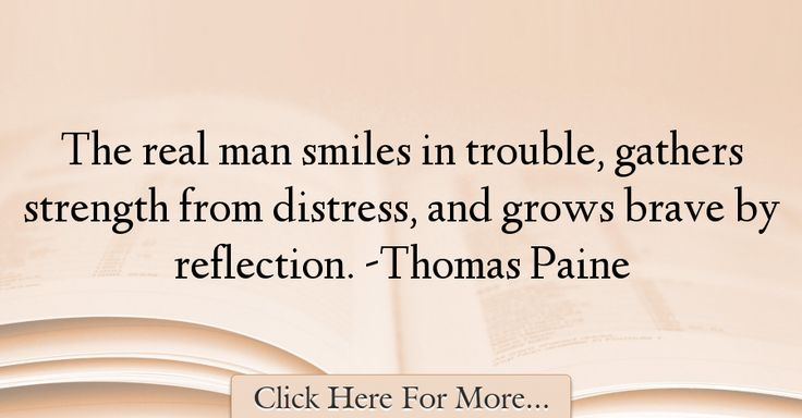 Thomas Paine Quotes About Strength - 64549