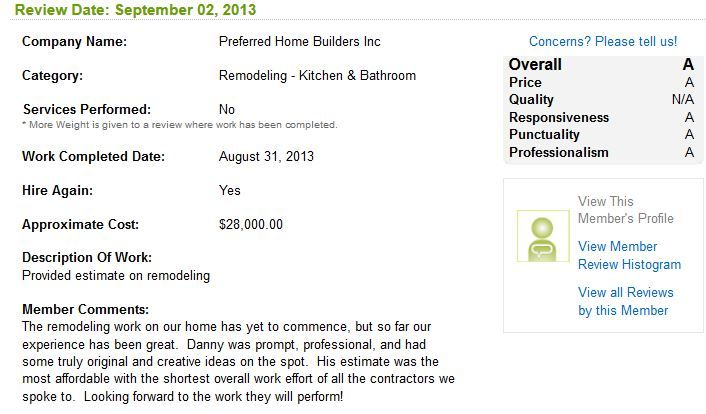 Angie's List Review. #AngiesList