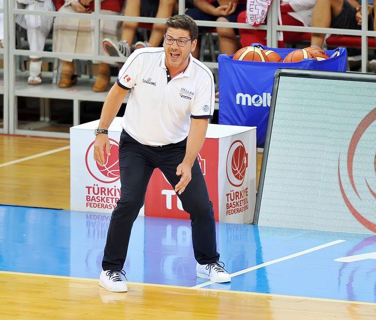 Φώτης Κατσικάρης  Eurobasket 2015 Εθνική Ελλάδος