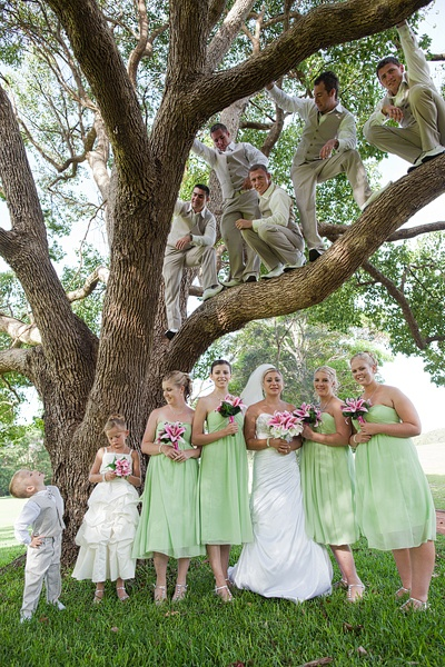Nelson Bay Golf Photo Gallery - wedding pics web size 595