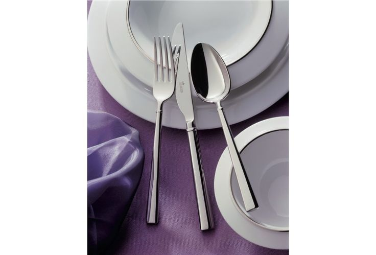 Sola Palermo cutlery is a very familiar cutlery pattern. Its elegant and beautiful landscaped neck tapers slightly from the handle to form a comfortable yet delicate grip in the hand. Buy now and receive free shipping on all our Sola products.