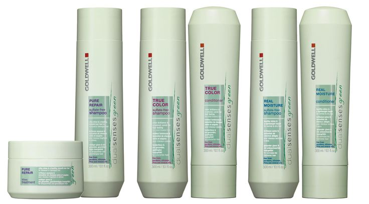 Goldwell DualSenses a shampoo and conditioner for every type of hair #idsalon #goldwelldualsenses