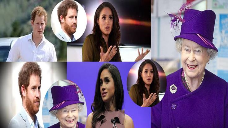 Prince Harry's Engagement Sidelined By Queen Elizabeth Due To Meghan Mar...
