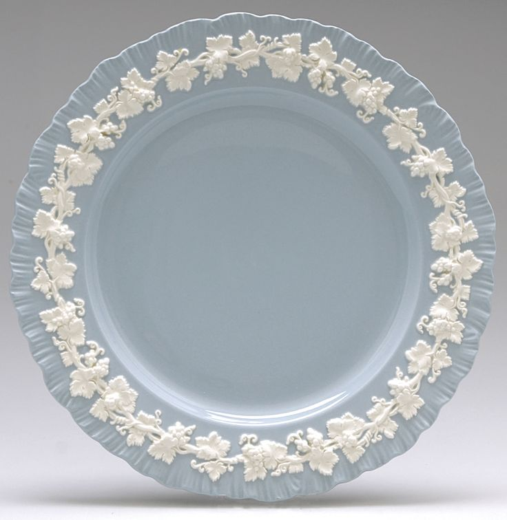 Cream Color On Lavender  china pattern with pastel blue background u0026 embossed white floral  sc 1 st  Pinterest & 29 best Wedgwood China images on Pinterest | Wedgwood Porcelain and ...
