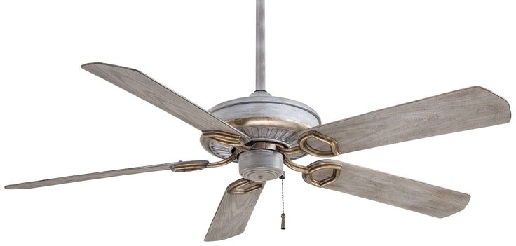 "MinkaAire Sundowner 5 blade 54"" Indoor / Outdoor Energy Star Ceiling Fan - Blade"