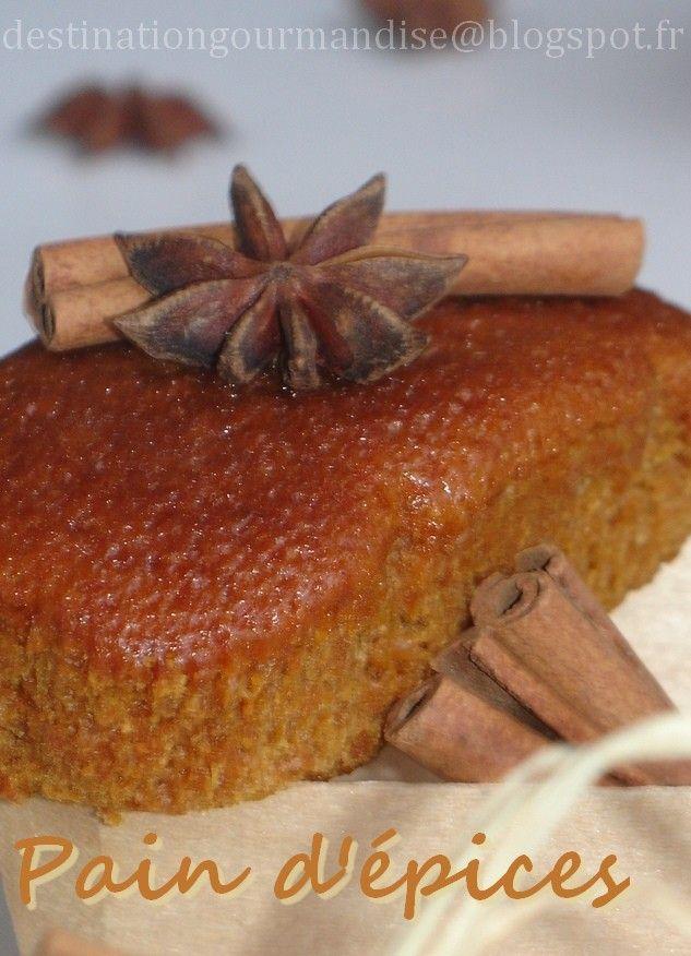 Cette année, pour accompagner le délicieux foie gras préparé par un ami, j'avais décidé de préparer un bon pain d'épices maison (ça fa...