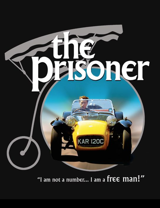 """In """"The Prisoner,"""" secret-agent Patrick McGoohan resigns his position...and then wakes up on a mysterious, exotic island where they've re-named him Number Six. For 17 episodes, he tries to escape this rather beautiful prison, playing cat and mouse with the elusive Number One. The climax was absurdly surreal, but most of this episodic show was irresistible."""