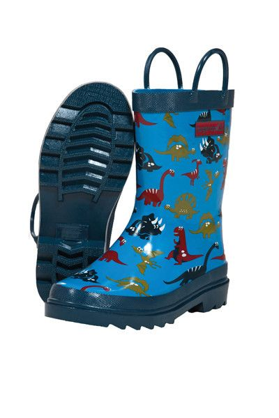 Max Welly  Waterproof 100% durable rubber 100% cotton lined Cushioned insole Easy on handles 100% rubber sole with deep tread EUR 24.99 www.hehirs.com