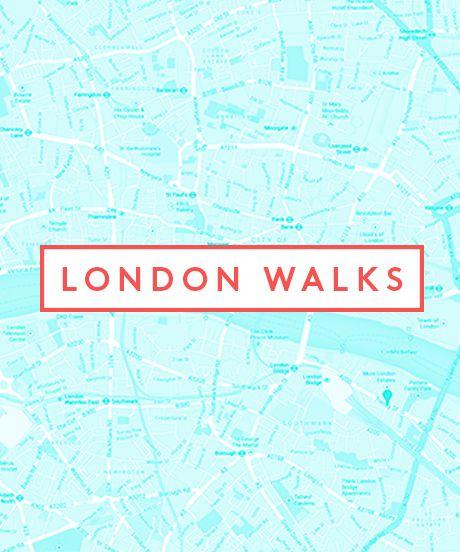 Revealed: London's Secret Walks #refinery29  http://www.refinery29.com/london-walking-paths