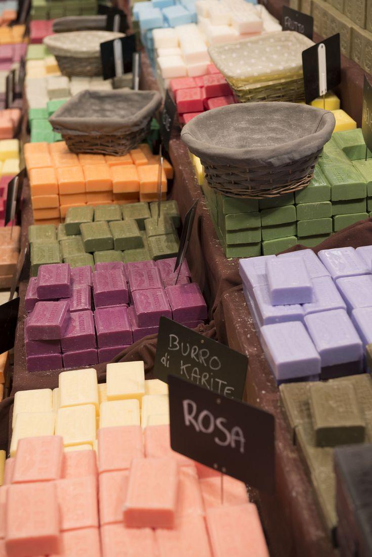 I colori dei prodotti più naturali #sapone #artigianale #naturale
