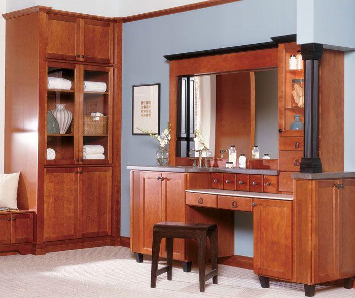 Schrock Tall Kitchen Cabinets