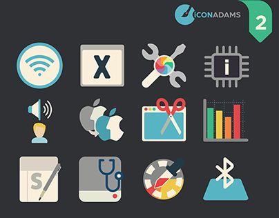 "Check out new work on my @Behance portfolio: ""Flat iCons Utilities 2016"" http://be.net/gallery/40164739/Flat-iCons-Utilities-2016"