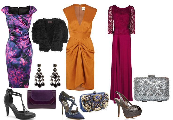 Outfits for a Winter wedding --- Must start looking for a December wedding I'll be attending
