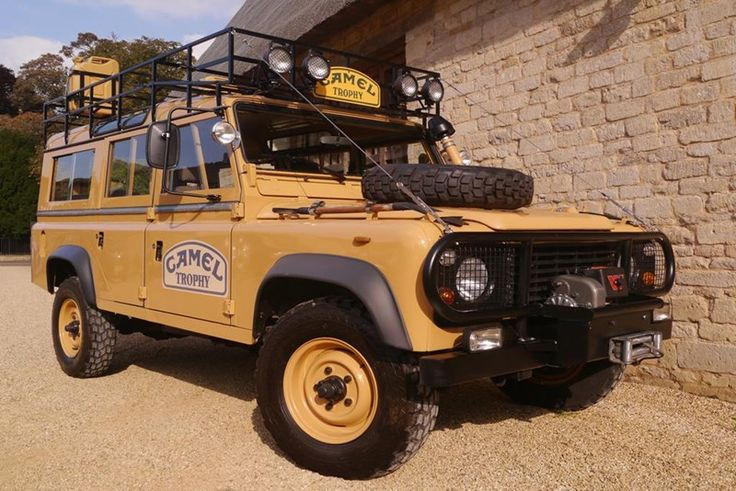 1983 LAND ROVER DEFENDER 110 For Sale in Ailsworth, Peterborough | Preloved