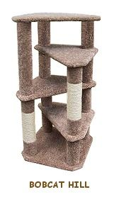 Cat Condo Plans... Build A Cat Tree The Easy Way #rrrcattreeplans