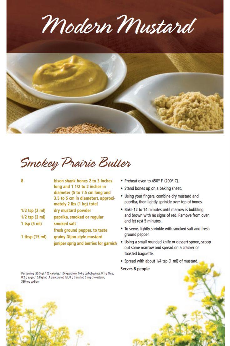 Smokey Prairie Butter | Modern Mustard