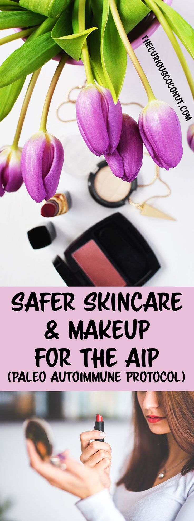 351 Best Natural Beauty Images On Pinterest African Black Soap Jill Lip Matte 07 Violet Daisy Safer Skincare And Makeup For The Aip