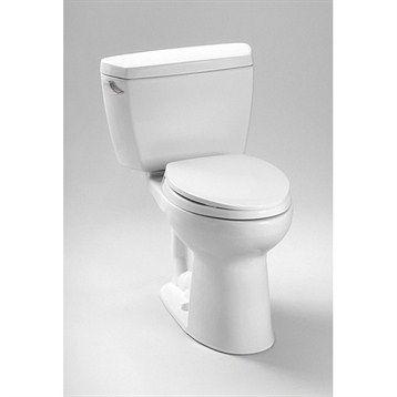 Toto Eco Drake High Efficiency Two-Piece ADA Toilet