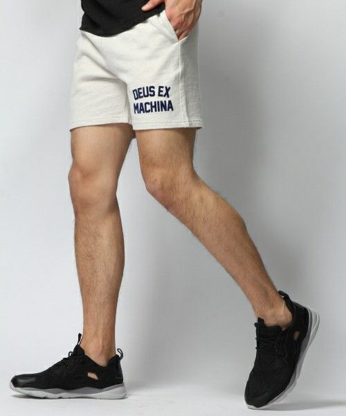 BAYFLOW Men's(ベイフロウ メンズ)のBAYFLOW/【Deus ex Machina(デウス・エクス・マキナ)】TED SHORT PANTS(パンツ) 詳細画像