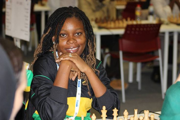 JAMAICAN CHESS PLAYER SCORES HISTORIC VICTORY