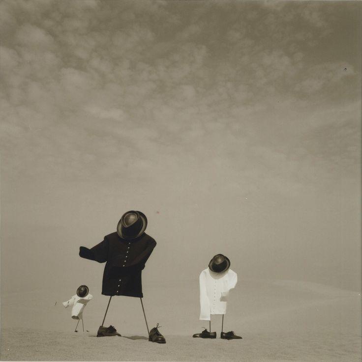 Shoji Ueda From the series Dunes Mode 1983-1993