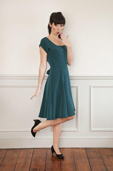 Die 36 besten Bilder zu Dress making auf Pinterest   Schnittmuster ...