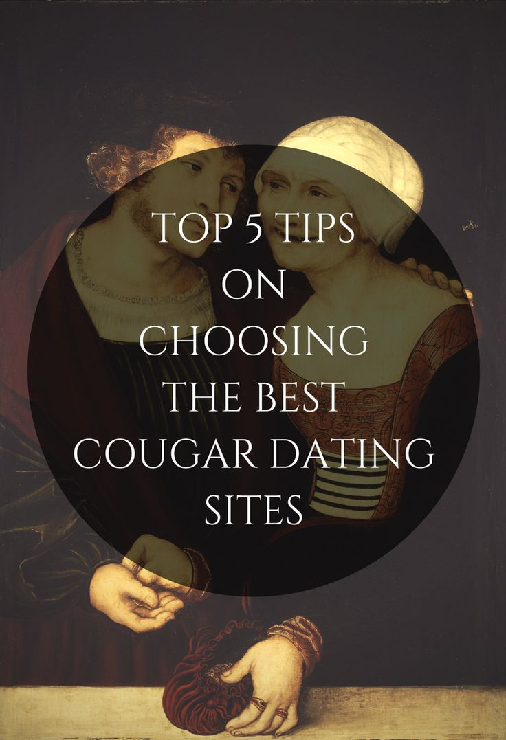 Cougar dating sites totally free