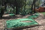 The popular Hartbeespoort Holiday resort has had ongoing improvements with more grass, trees, ablutions, camping and caravaning facilities, swimming pools, high water slide, trampolines, a fully-fledged skatepark, jumping castles, lapa, much better roads, more tar, better access and general revamping.