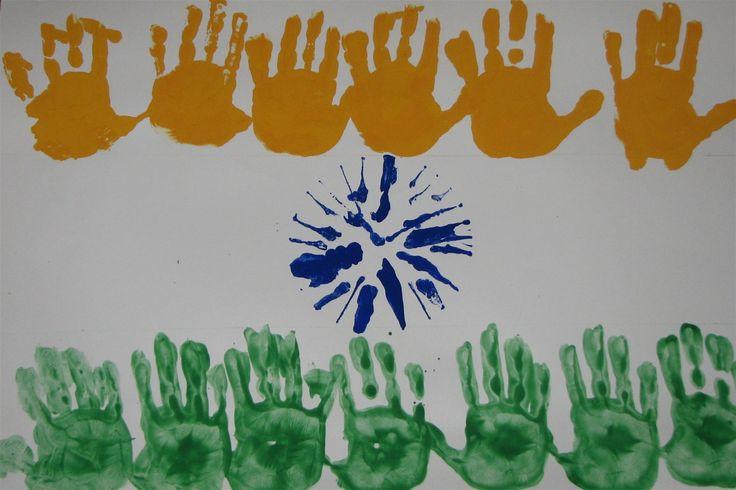 Create a Tiranga: The Flag of India