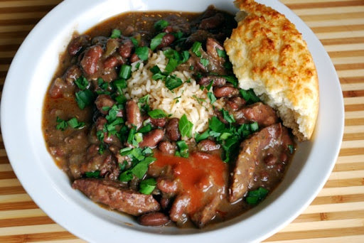 Red Beans And Rice Prudhomme S Lost Cajun Kitchen