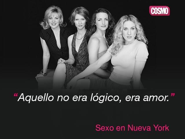 Frase de Sexo en Nueva York