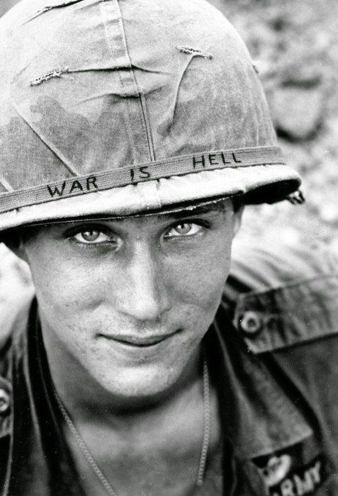 Неизвестный солдат во Вьетнаме, 1965 год