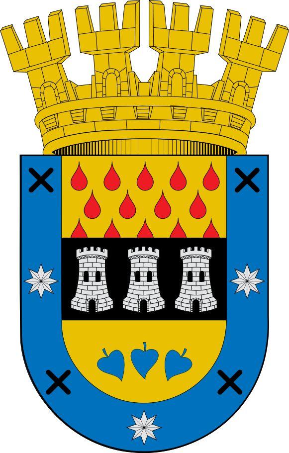 Escudo de la Ciudad de Chillán