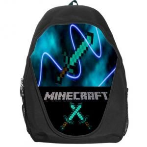 MINECRAFT LARGE BACKPACK $29.99