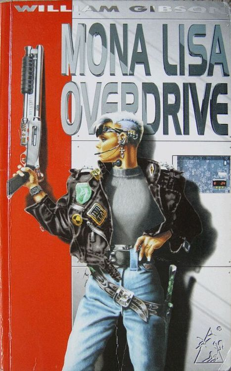 Mona Lisa Overdrive is a cyberpunk novel by William Gibson published in 1988 and the final novel of the Sprawl trilogy, following Neuromancer and Count Zero.