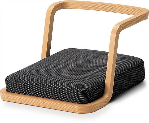 Die besten 25 japanese chair ideen auf pinterest for Sofa japanischer stil
