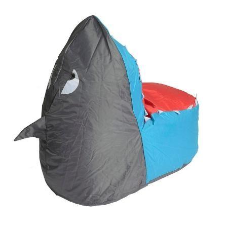 Divertido Puff Fiaca Tiburon Dormitorio Niño $ 890.0 - Morph