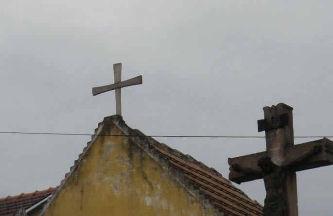 A Szent Mihály kápolnakeresztje