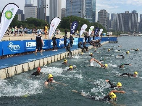 2014 ITU World Triathlon Chicago Recap #WTSChicago