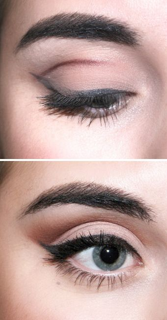 Cut-creasing: The eyeshadow hack that will make your eyes look HUGE... Contact me for colours to achieve this look. www.asyouniqueasaudra.com