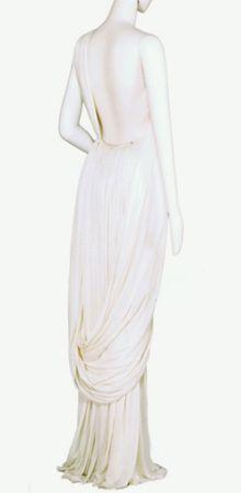 マダム・グレ イヴニング・ドレス マダム・グレの世界展 究極のエレガンス 神戸ファッション美術館