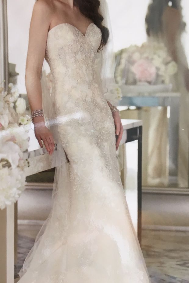 4160 best images about shop nearly newlywed on pinterest for Nearly new wedding dresses