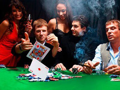 Все о покере: Психотипы игроков в покер